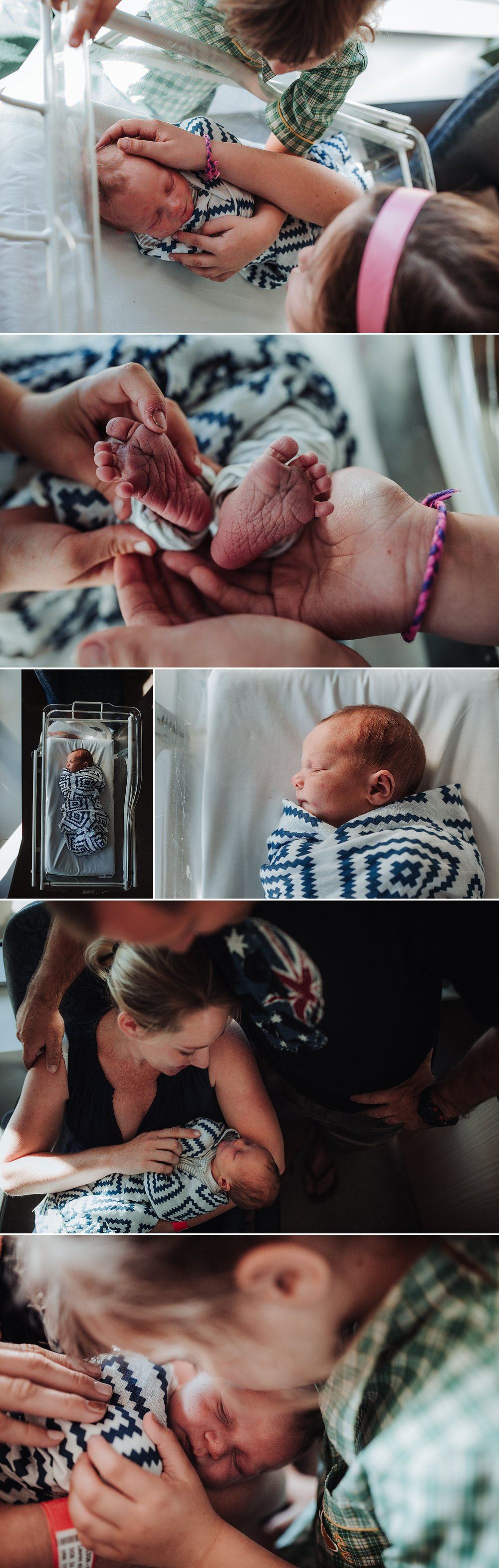 Townsville-hospital-documentary-newborn-fresh-48-photography-session