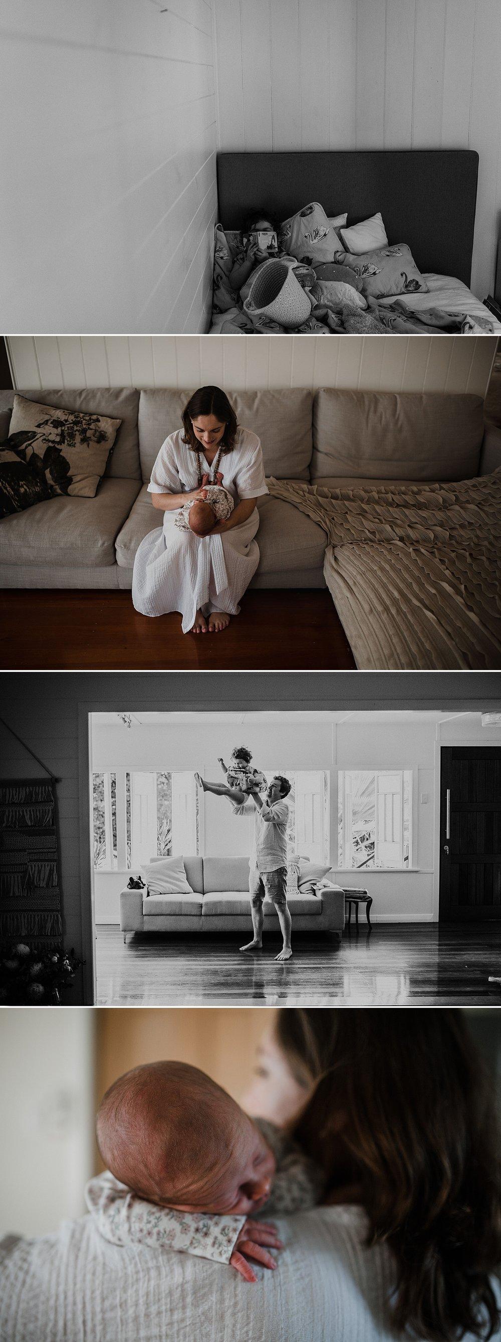 Newborn-mother-dad-family-lifestyle-queenslander-in-home-photos-townsville