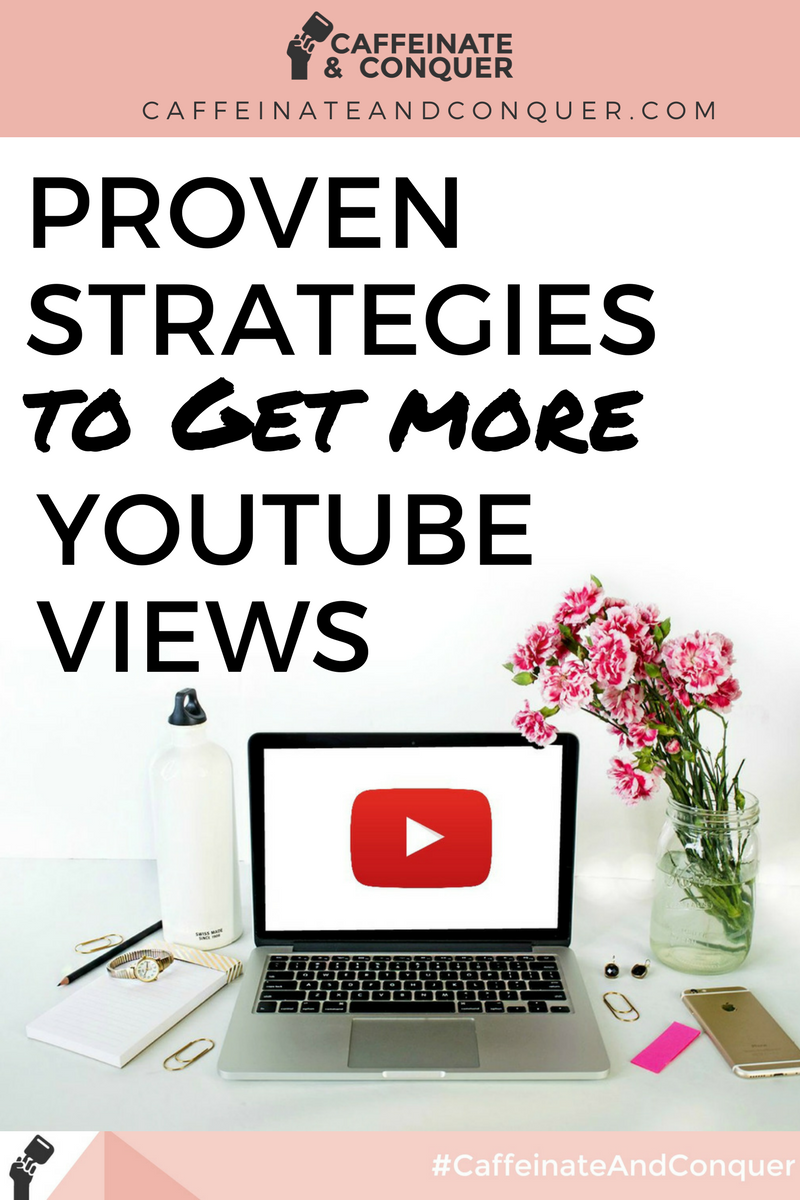 5 Proven Strategies to Get More Views on YouTube