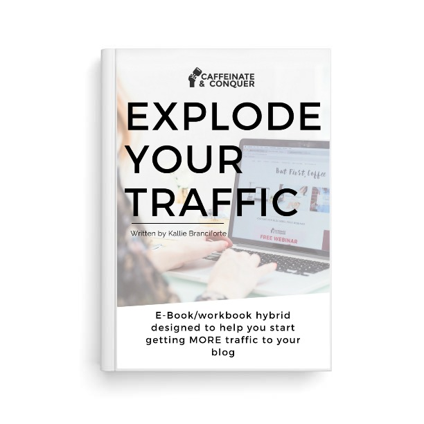 explode your traffic ebook