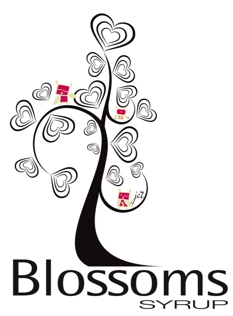 Blossoms Syrups  - British Premium Range of Syrups