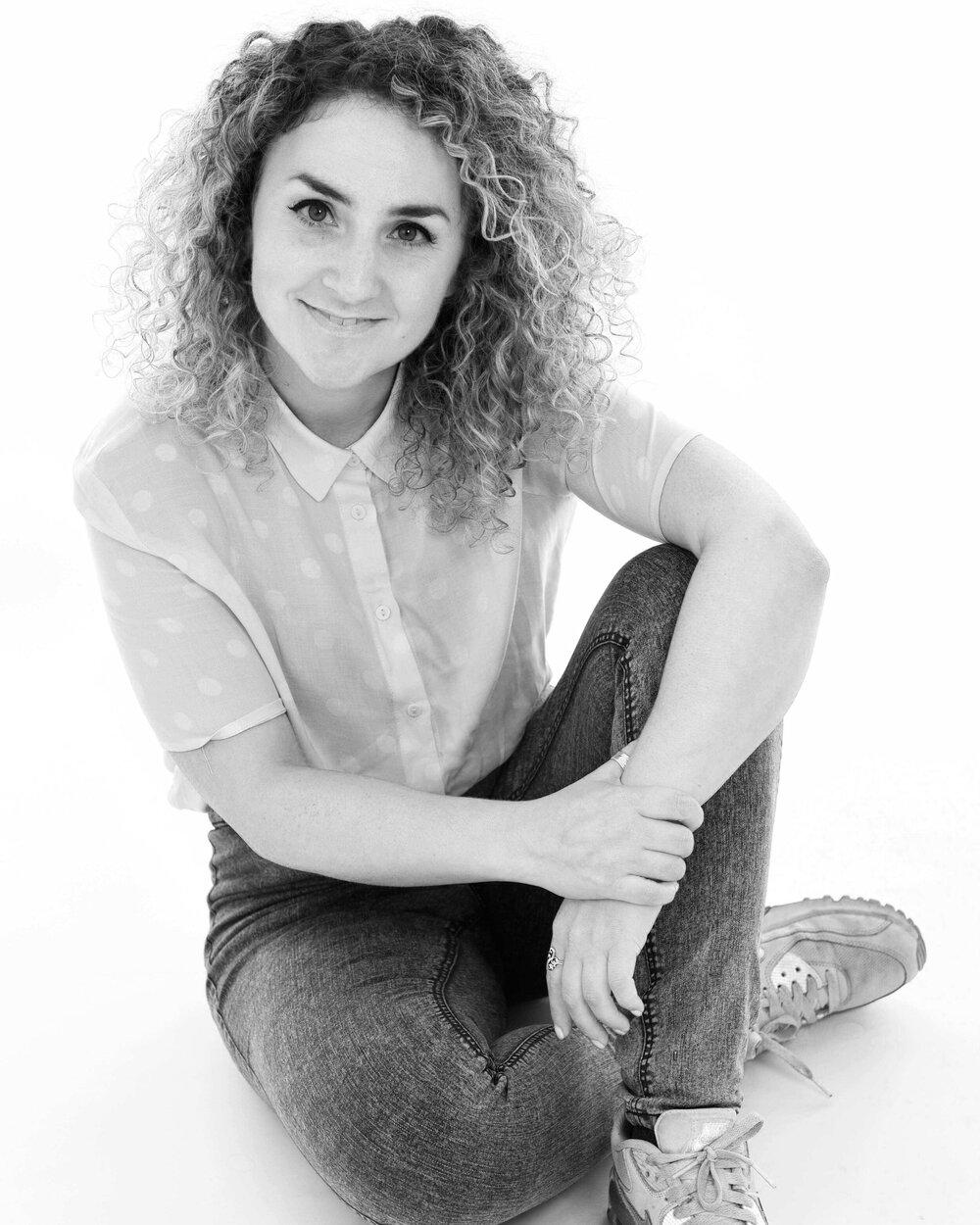Desirée; actrice - theatermaakster en docent
