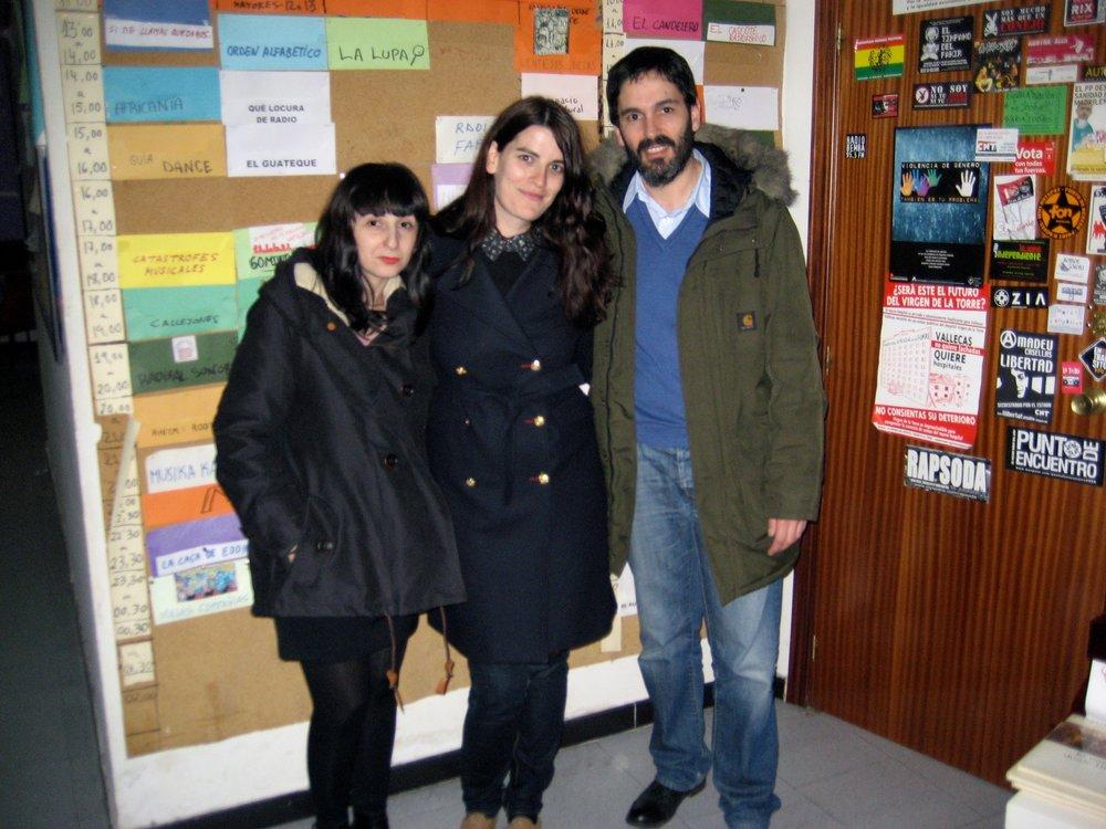 Oyentes 2011