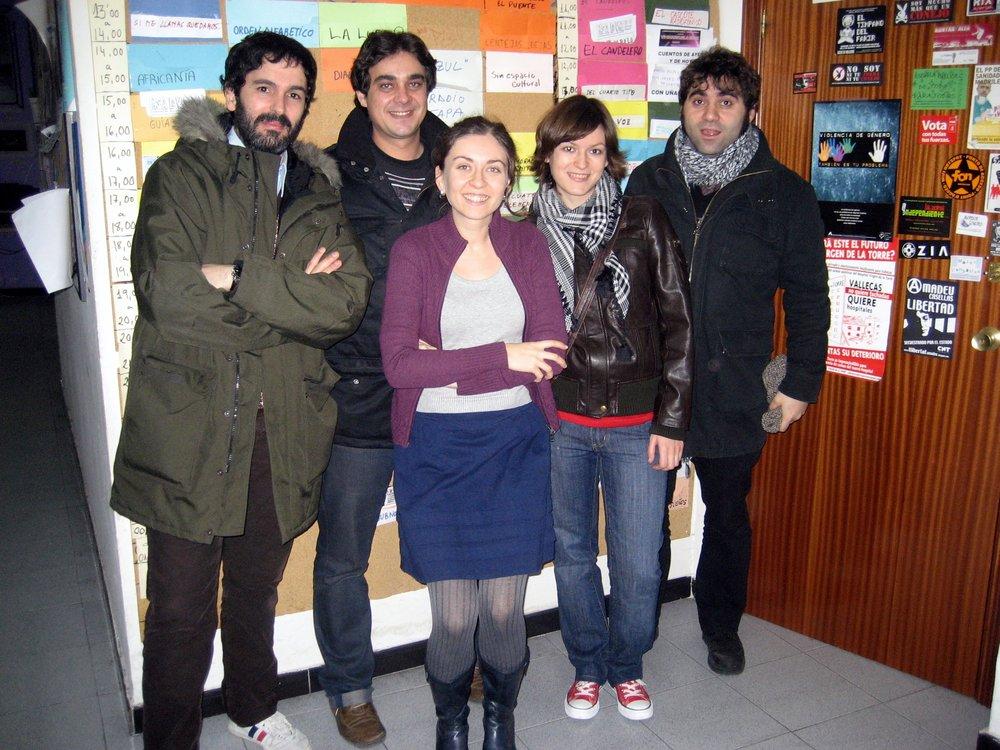 Oyentes 2010