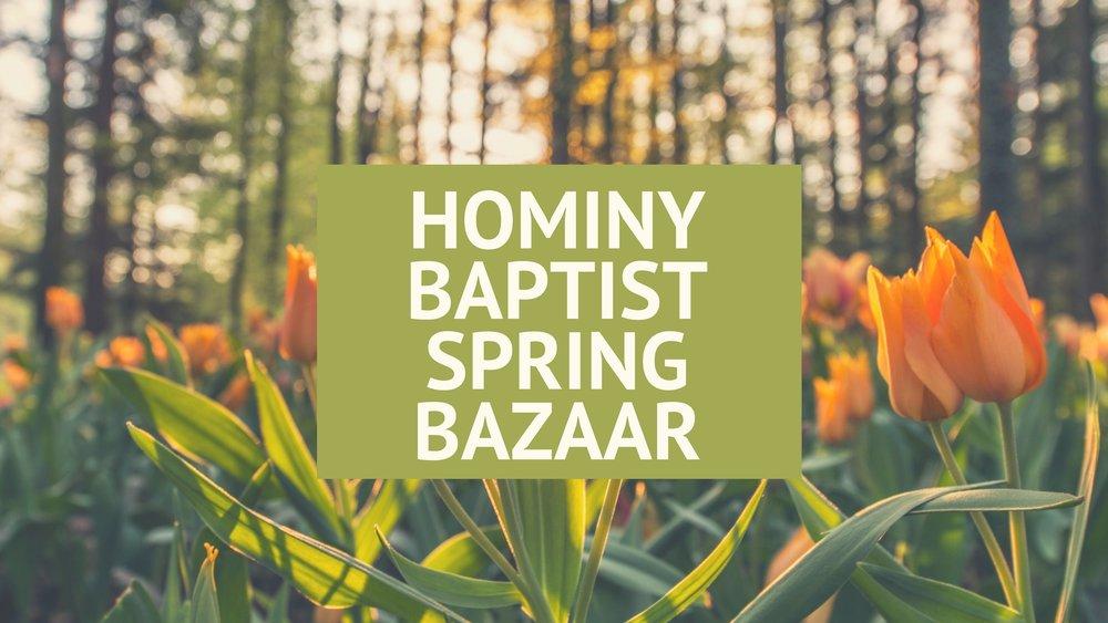 Hominy Baptist Spring Bazaar.jpg