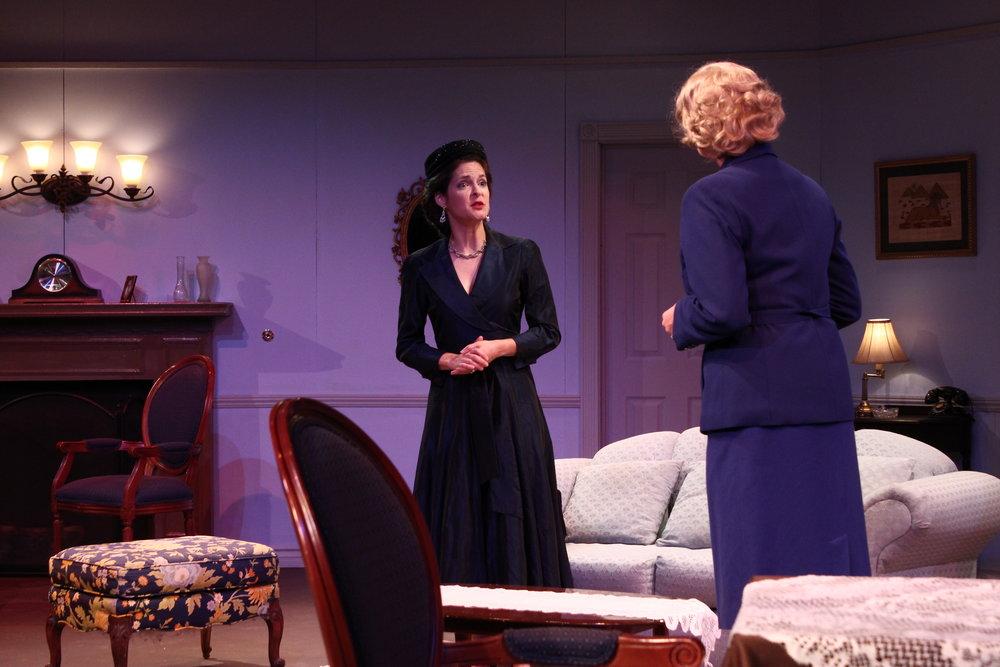 Mrs. Bradman, Blithe Spirit ,West Valley Playhouse