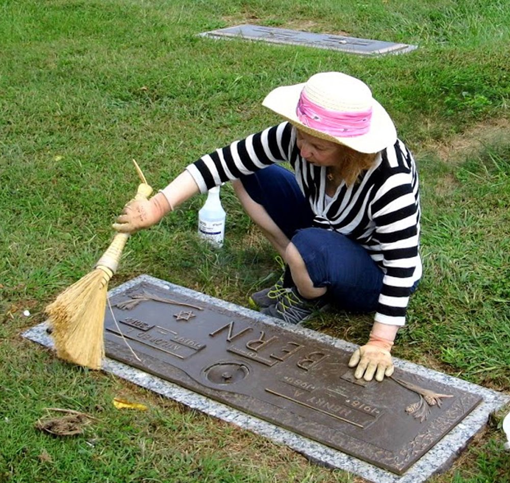 Created in 1971, the Beth Shalom cemetery fulfills a key communal mitzvah. In caring for the gravestones and grounds, we honor the memory of those buried there..