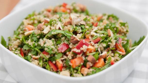 Leckere Salate zum Take Away - Mit Quinoa