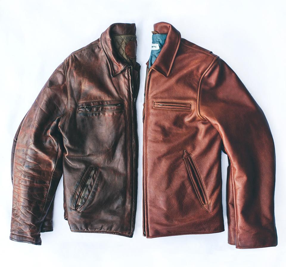 Taylor Stitch Moto Jacket