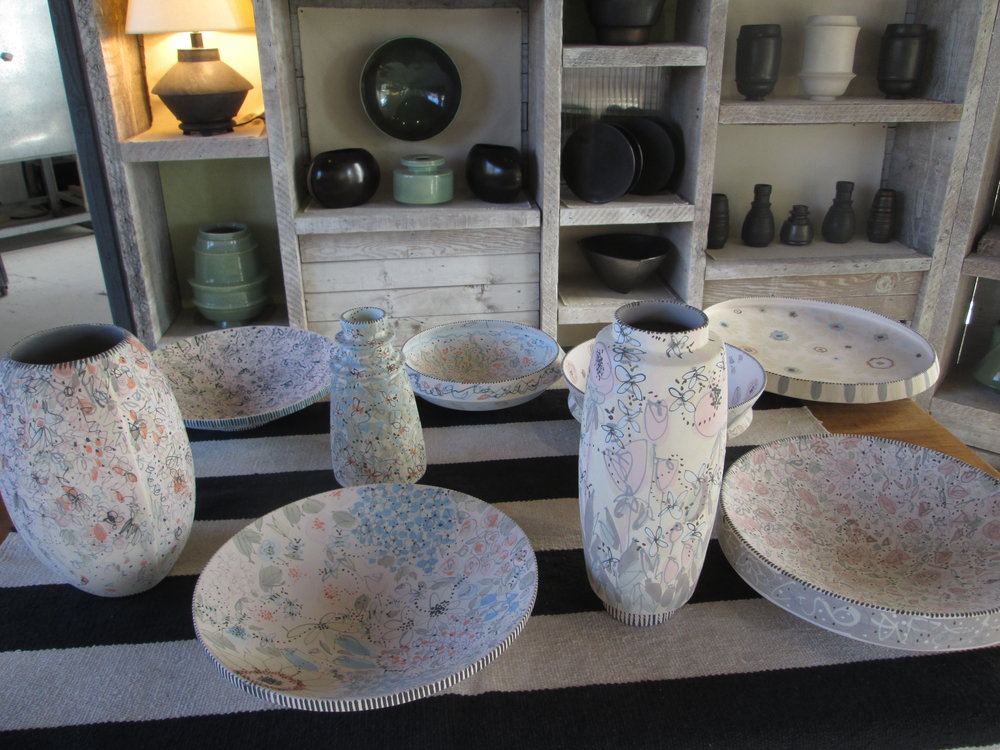 Unfired Collection, Miri Mara Studio