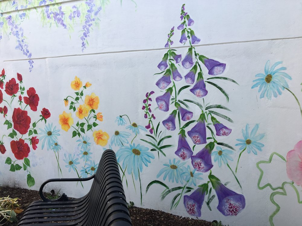 Summer Wall