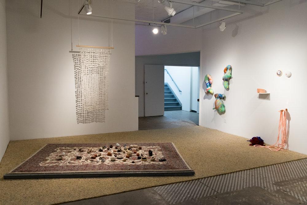 """Object Intimacies"" group exhibition, NURTUREart, Brooklyn, NY"