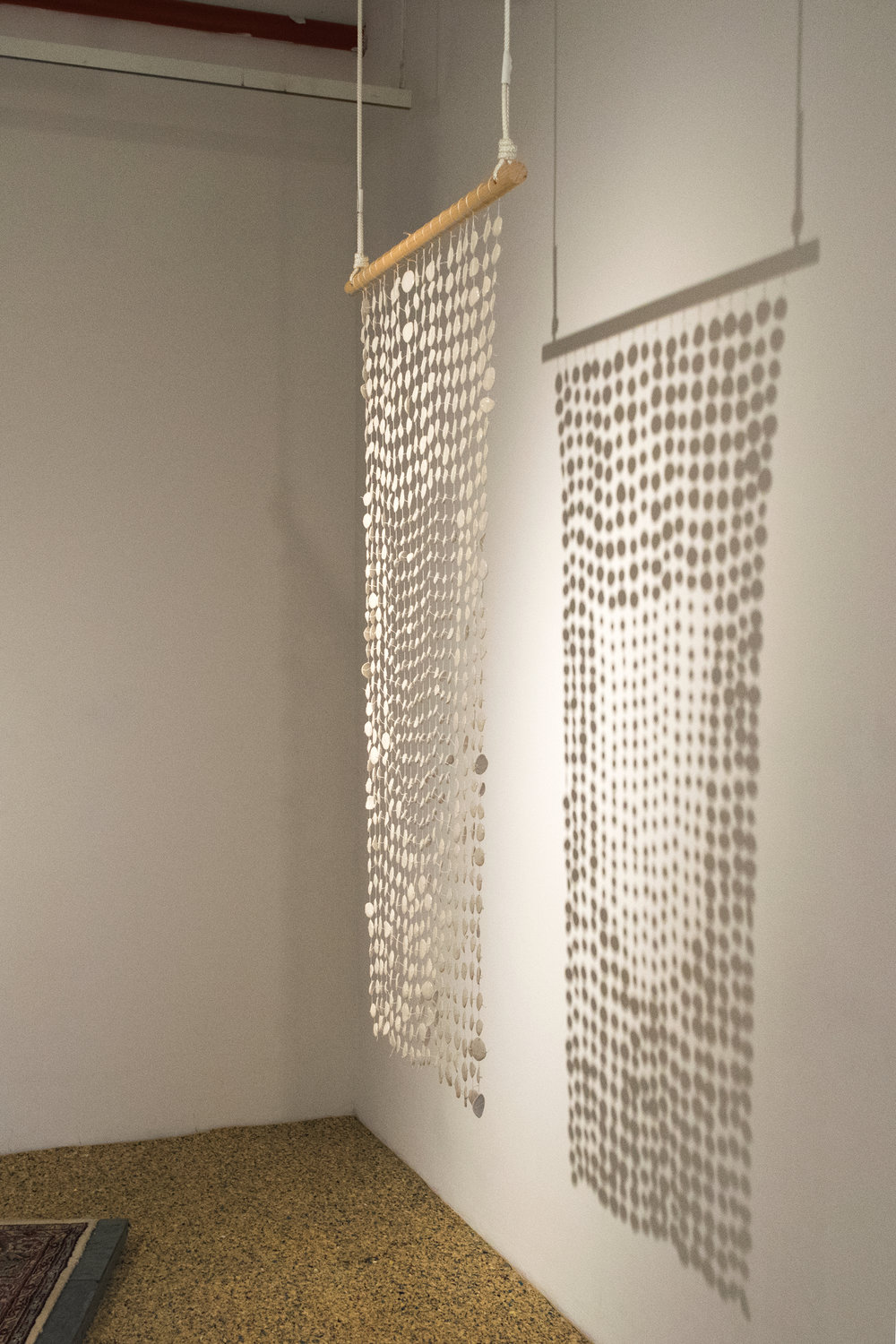 """""""Wall"""" (Installation View IV)"""