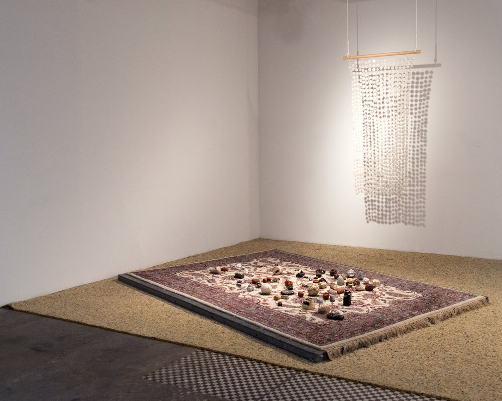 """""""Wall"""" (Installation View I)"""