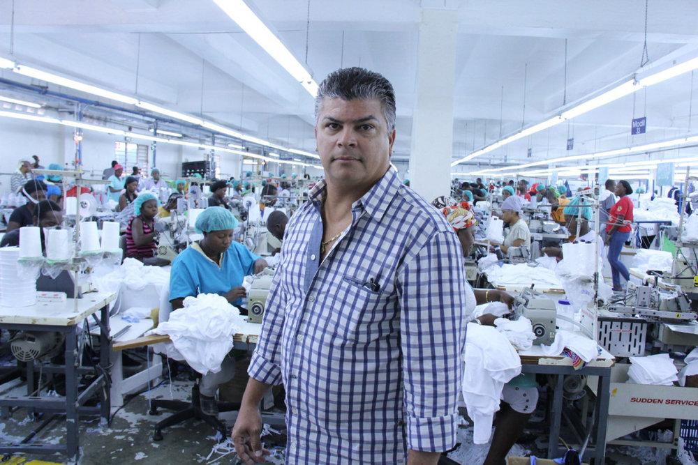 Haitian garment workers | Toronto Star