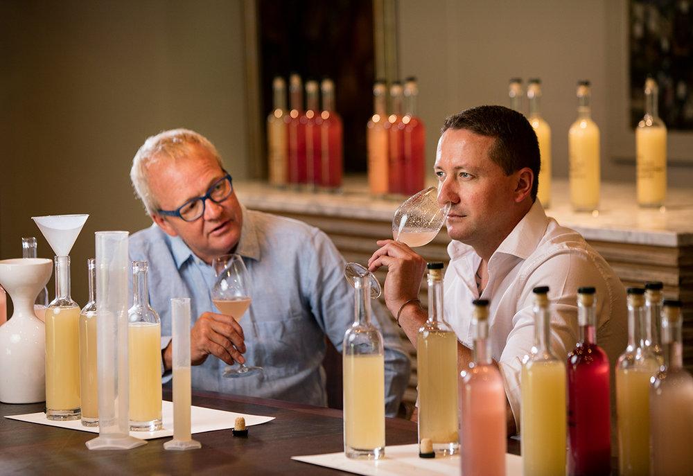 Winemakers blending.jpg