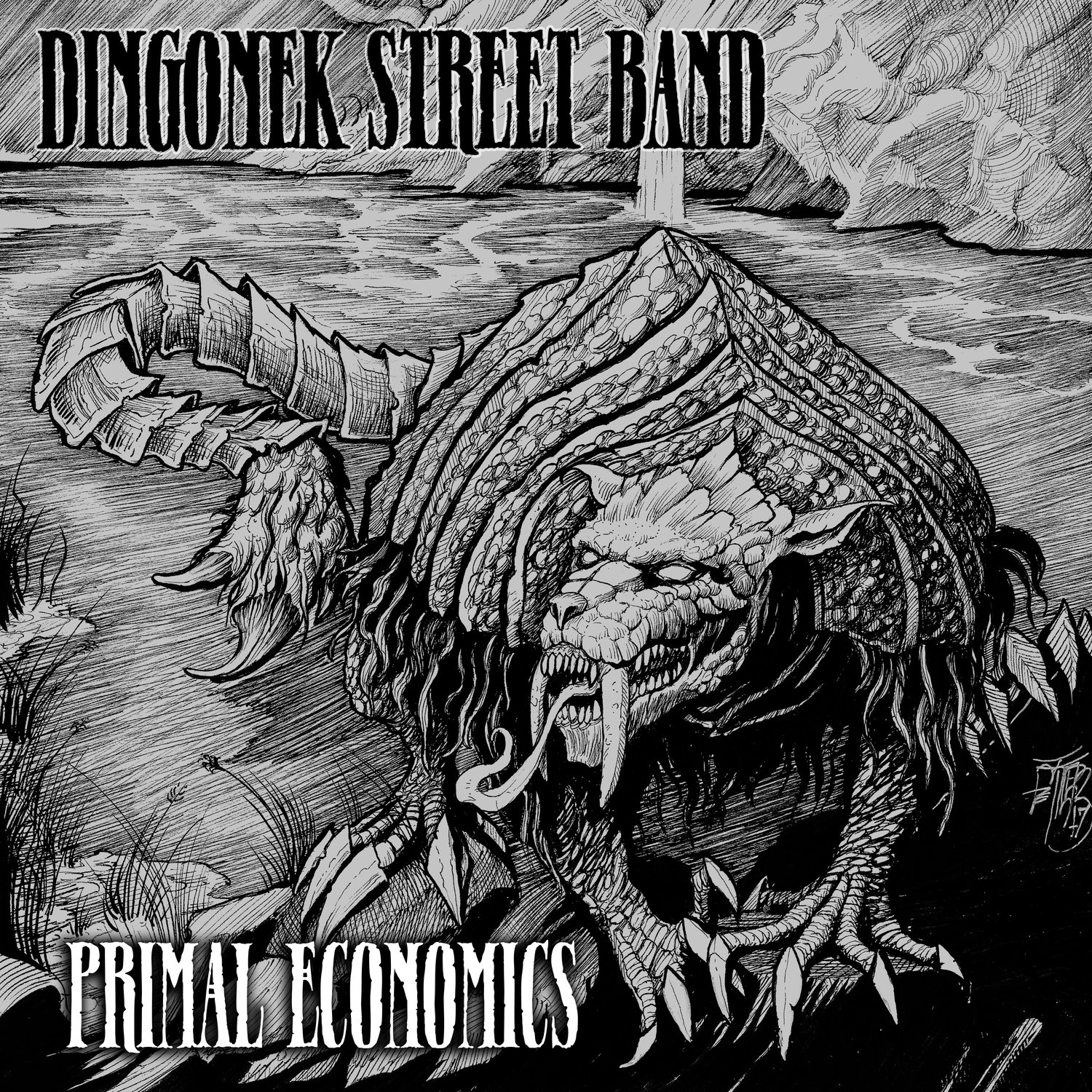 Dingonek Street Band