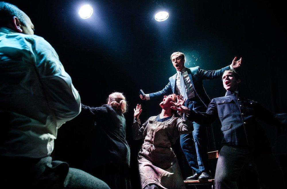Adding Machine: A Musical  Finborough Theatre