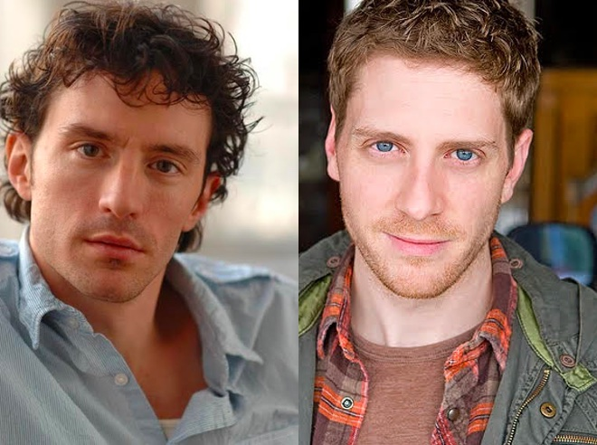 Cast Members Nathan Darrow and Andy Kelso
