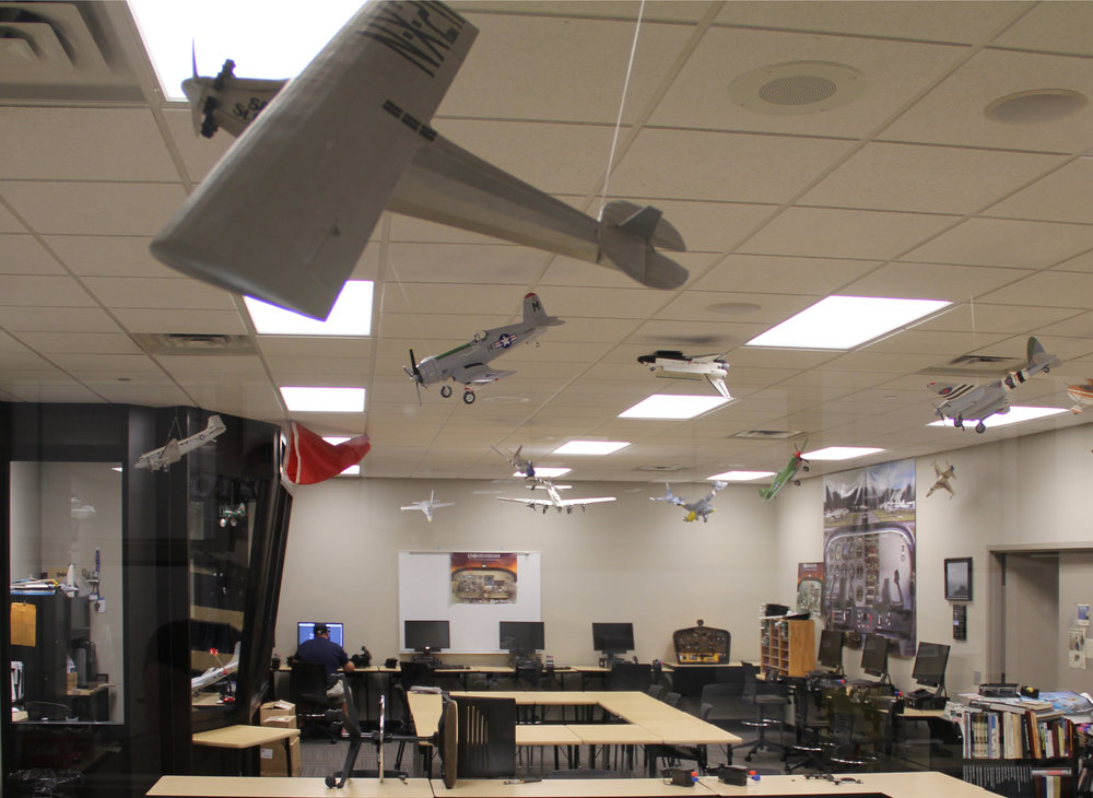 Aviation Classroom and Laboratory