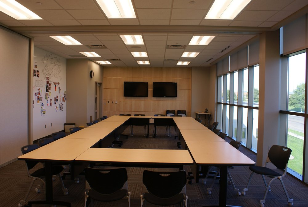 Collaborative Meeting Spaces
