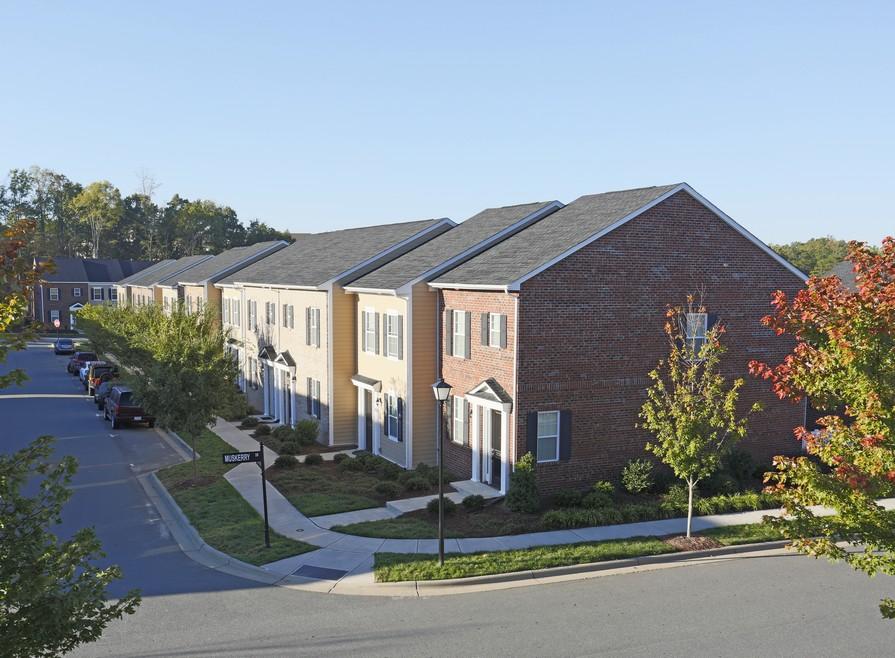 charleston home design%0A Charleston Row Townhomes