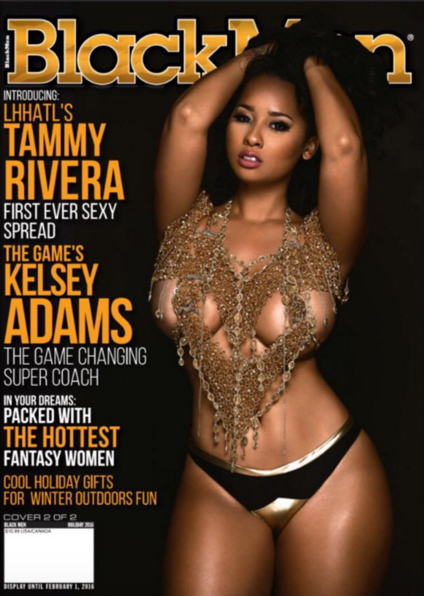 BlackMen - Tammy Rivera