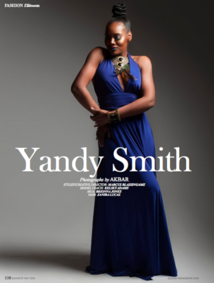 Elléments - Yandy Smith
