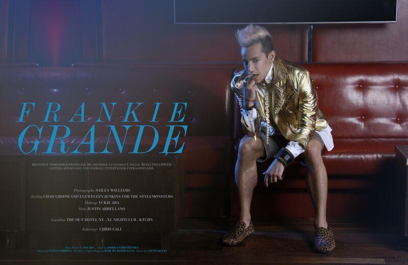 XEX - Frankie Grande