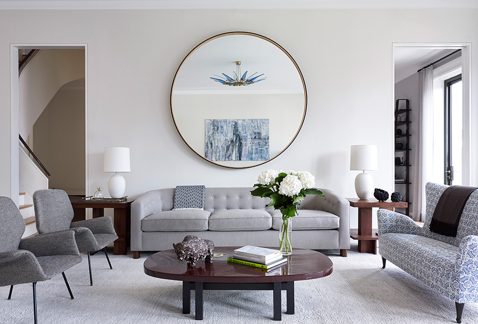 Damon Liss Design | Manhattan Interior Design