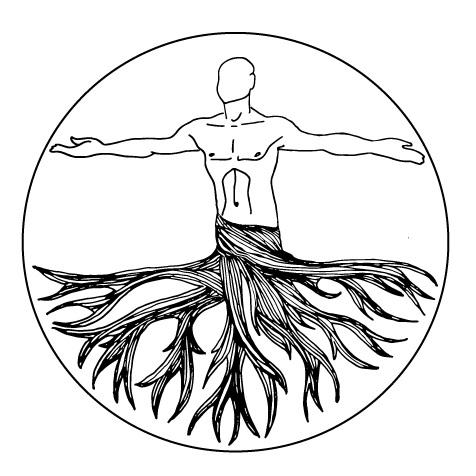 design alyssa ackerman Wilson Dance Studio logo design somatic roots