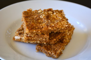 Fig & Brown Rice Protein Bars