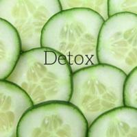 Detox cucumbers