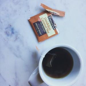 Teecino dandelion caramel nut
