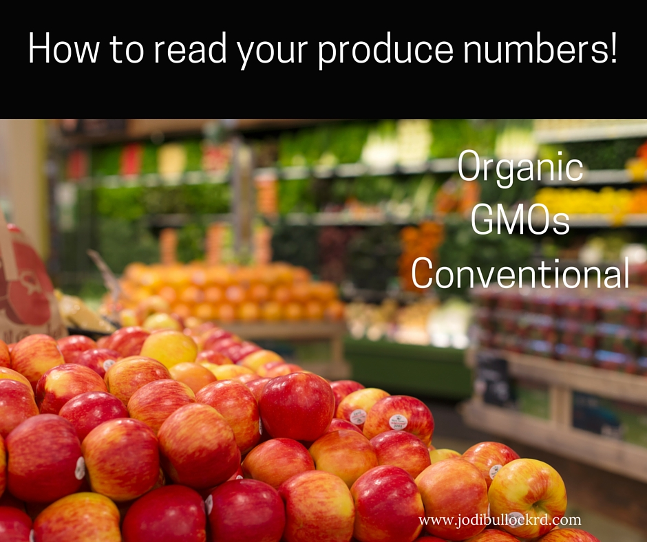 How to read your produce numbers