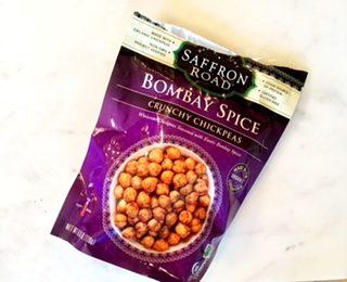 Bombay Spice chickpeas
