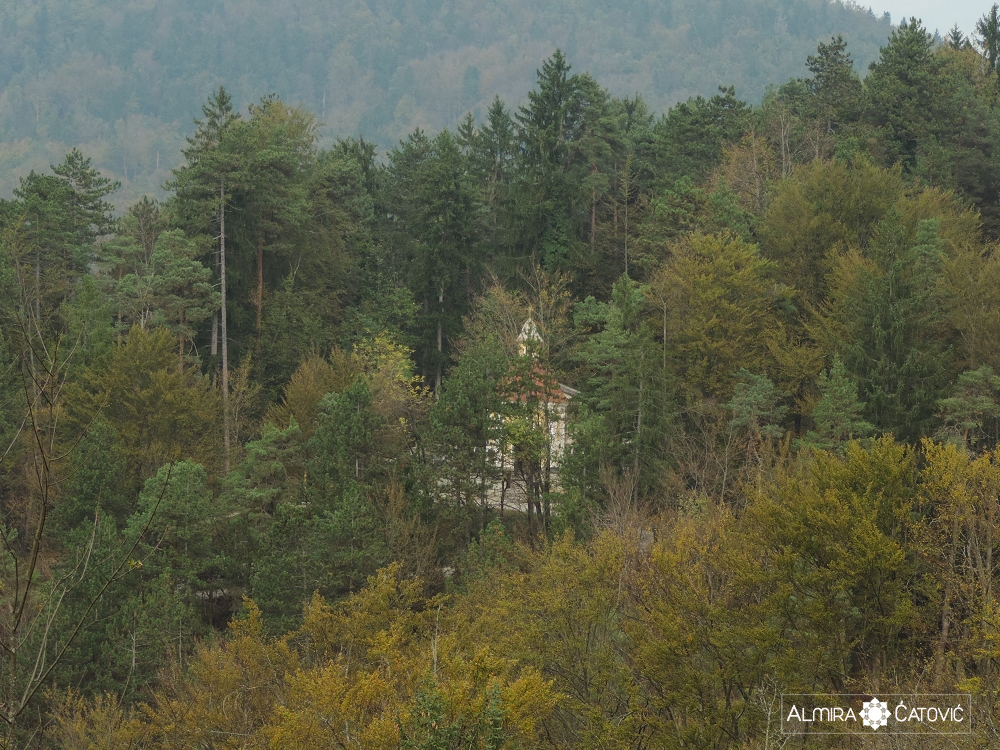 Kapela, kjer je pokopano le srce grofa Hanna Turjaškega in z njim povezana zgodba o prepovedani ljubezni