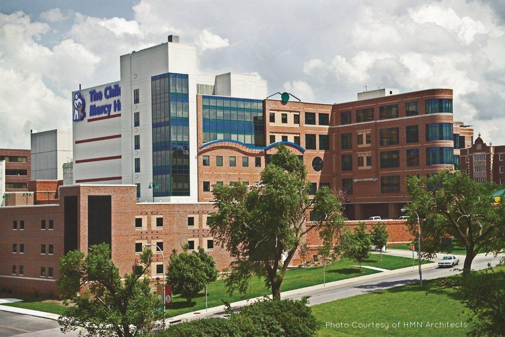 CHILDREN'S MERCY HOSPITAL Research Tower