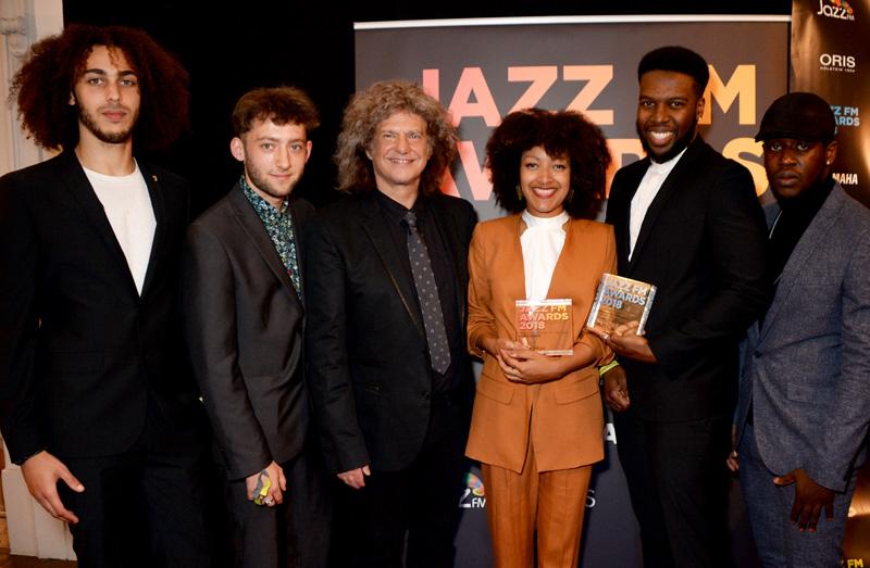 f9b80564d7f Esperanza and Nubya energises while Dame Cleo mesmerises at Jazz FM Awards
