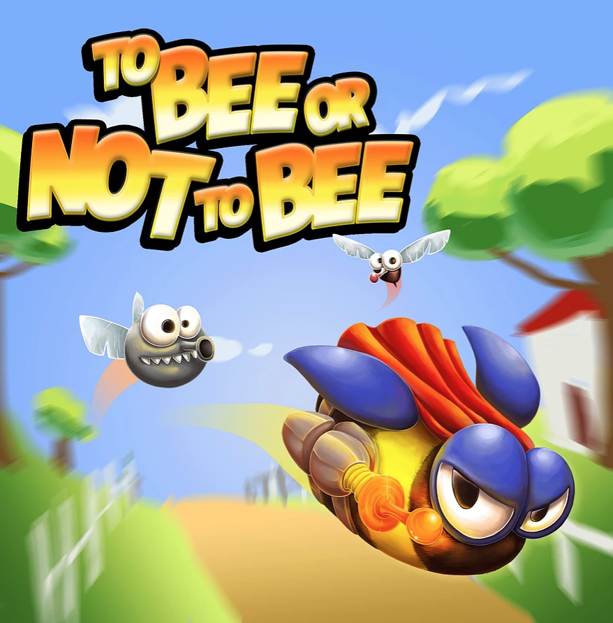 """""""To Bee Or Not To Bee"""" Concept Art"""