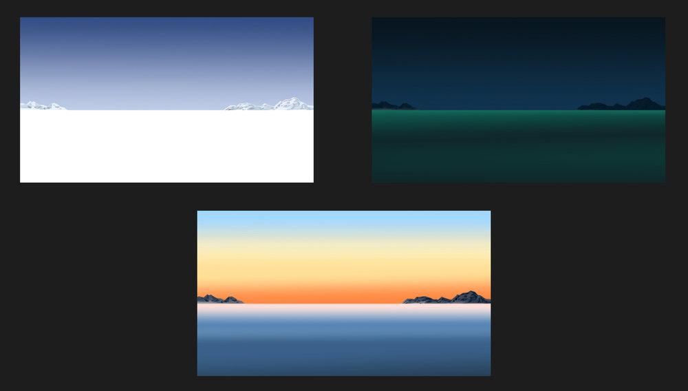 """""""Arctic"""" Environment Design"""