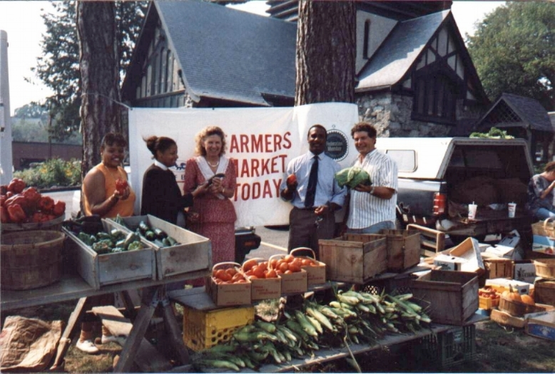 Massachusetts Farmers' Markets