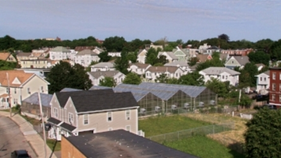 Dudley Street Community planned housing | Roxbury MA