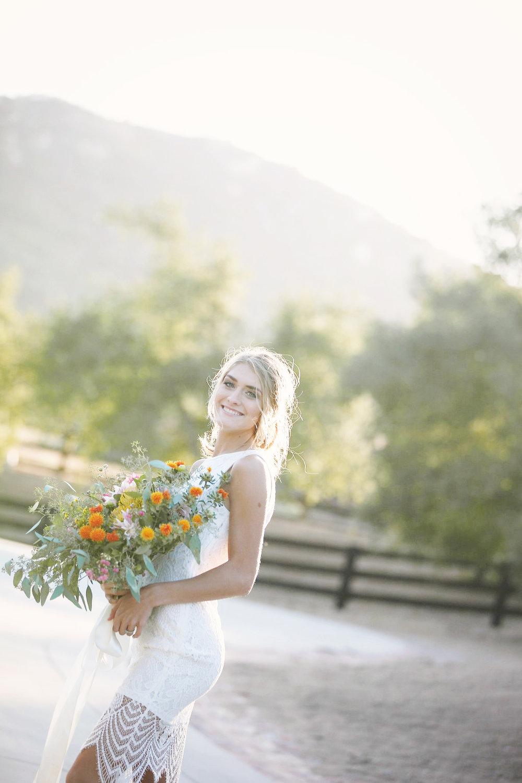 Organic Bride