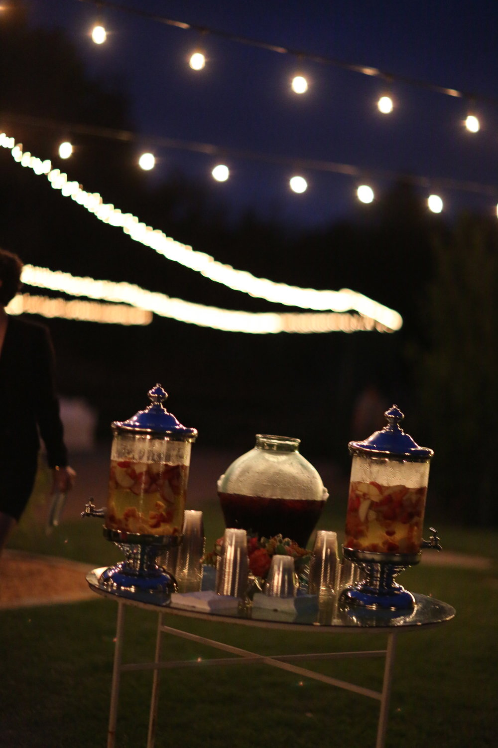 Wedding Drinks