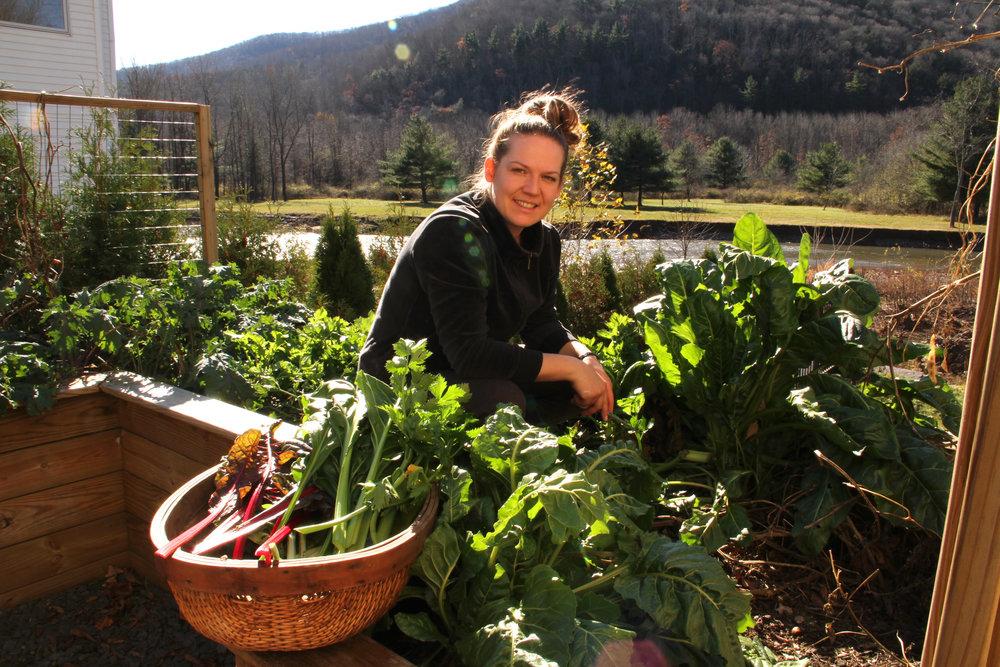 home dinning organic garden harvestraw juicing.jpg