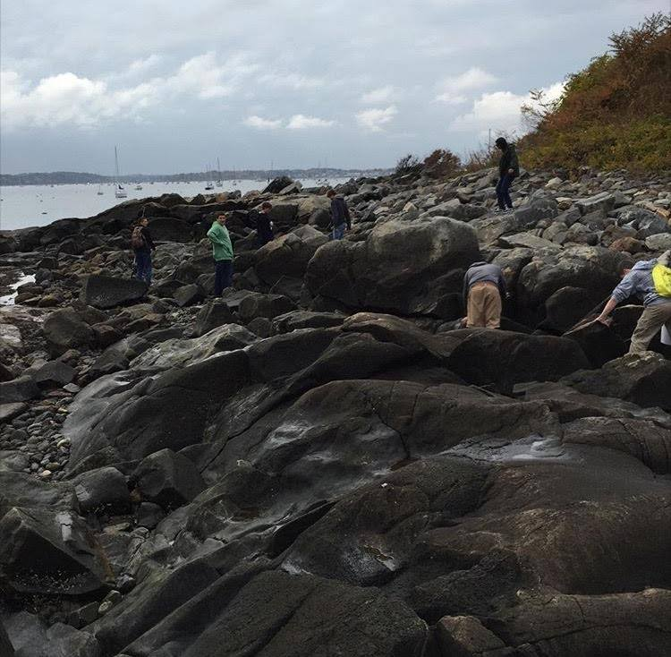 Beach Cleanup Salem Sound Spring 2015