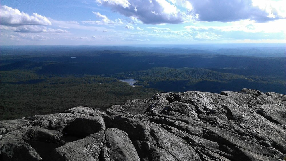 View from Summit of Mt. Monadnock    Photo Credit: Eric Blanche
