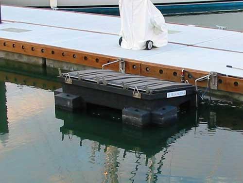 Marine Skimmer Prototype