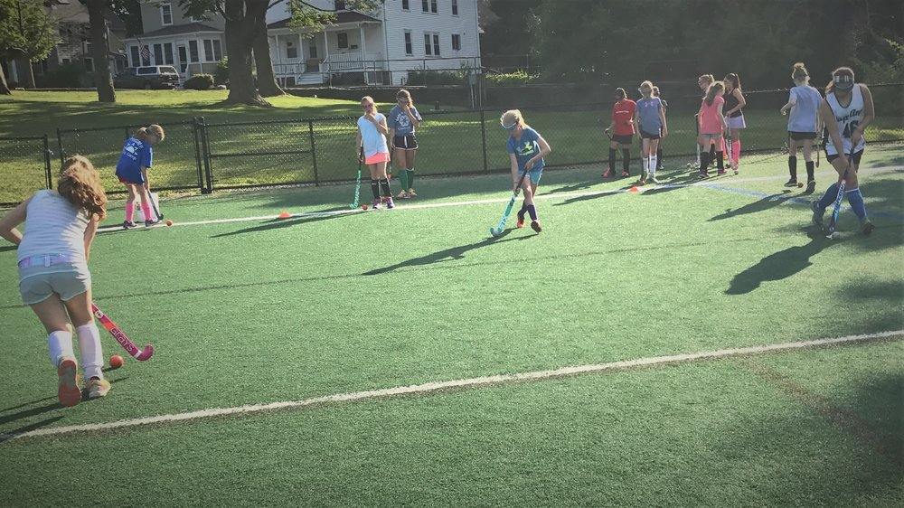 Summer Field Hockey Leagues:    Manchester, MA       Check out this unique opportunity for youth, teen and adult field hockey players this summer. Together, we've partnered with Manchester Parks and Recreation to have our 10th year running the league. We have two leagues open to players age 8 and up. The Youth League is intended for younger players with little or no experience, and the Pick-Up League* is for older players with some experience who want to further develop their skills.Summer 2018 run June 27th- August 22nd.     Youth League: Beginners and Novice players, Ages 8-14       Cost: $99/season      When: Meets weekly on Wednesdays,June 27th - August 22th, 2018 (NO July 4th)      Time: 4:30pm-6:00pm      Location: Coach Ed Field, Norwood Ave & Brook Street, Manchester, MA     Pick-Up League: *Intermediate/Advanced, Ages 14+      *must have 2 years experience        Cost: $99/season      When: Meets weekly on Wednesdays,June 27st - August 22th, 2018 (NO July 4th)      Time: 6:00pm-8:00pm      Location: Coach Ed Field, Norwood Ave & Brook Street, Manchester, MA
